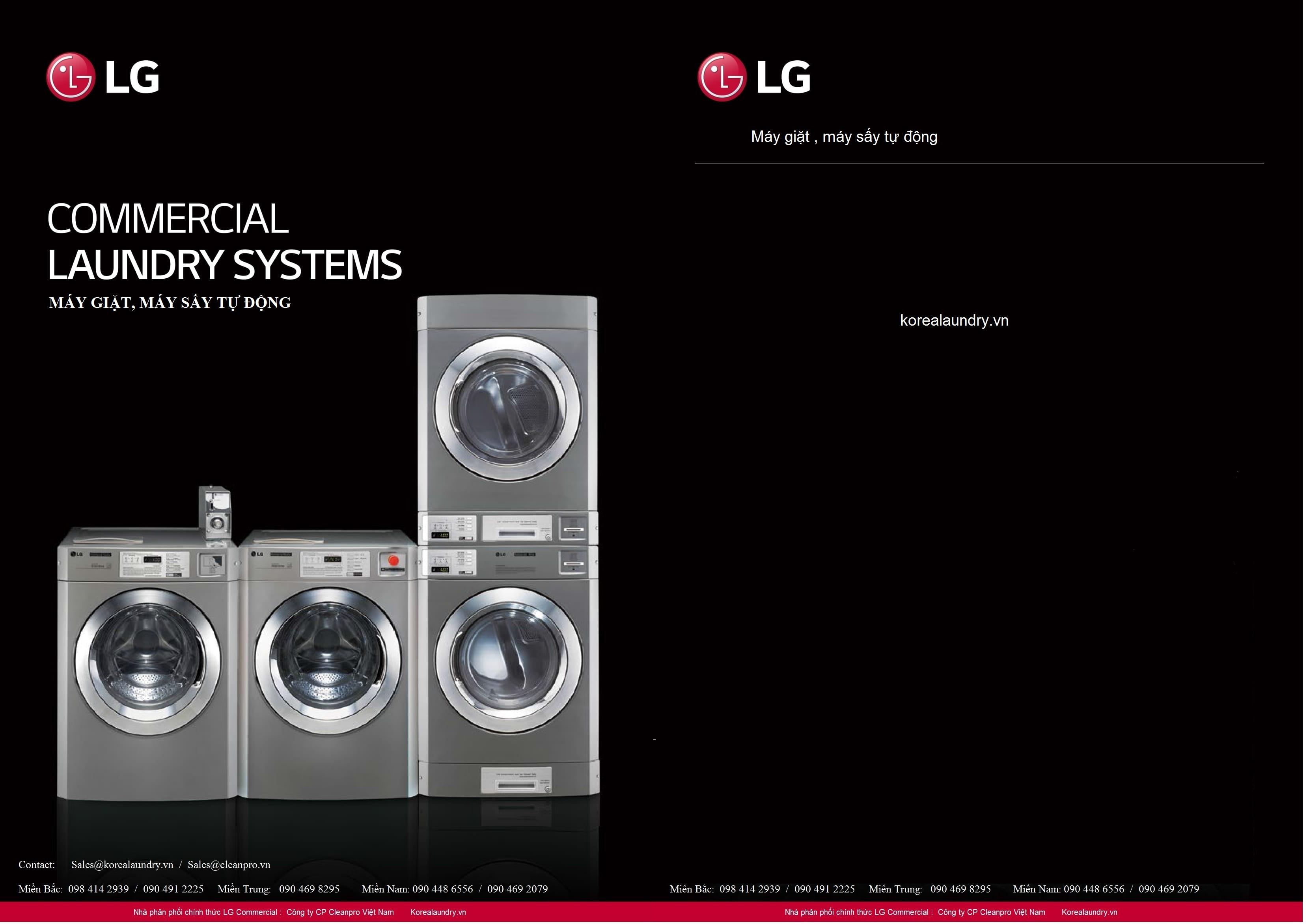 Máy Giặt LG Giant C