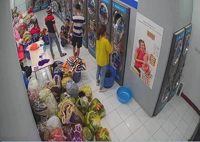 Cửa hàng giặt sấy tự động kinh doanh thế nào