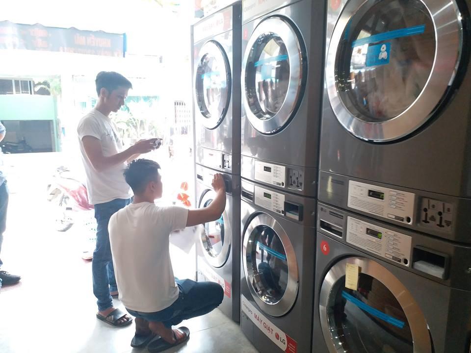 Dịch vụ giặt sấy tự động sẽ thay thế các cửa hàng giặt sấy truyền thống?