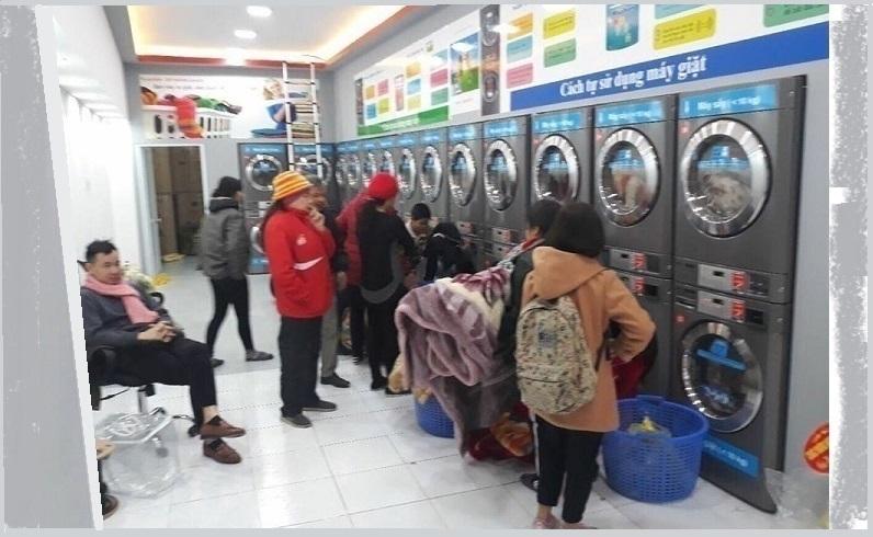 Giặt sấy tự động: Tư duy mới cho thị trường cũ